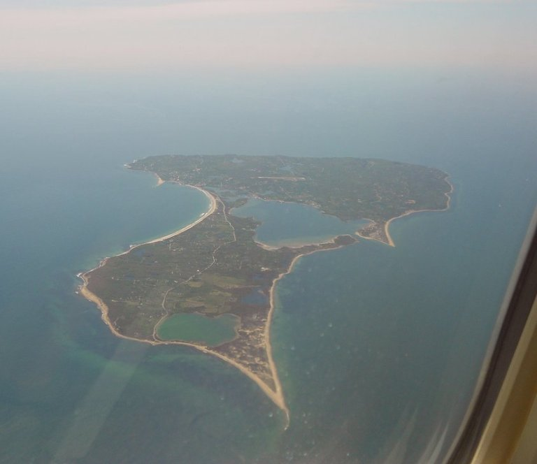 Rhode Island from Air